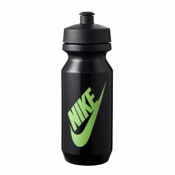 NIKE BIG MOUTH GRAPHIC BOTTLE 2.0 BLACK