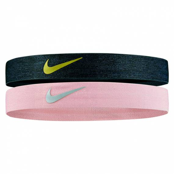 NIKE SHINE HEADBANDS 2PACK BP