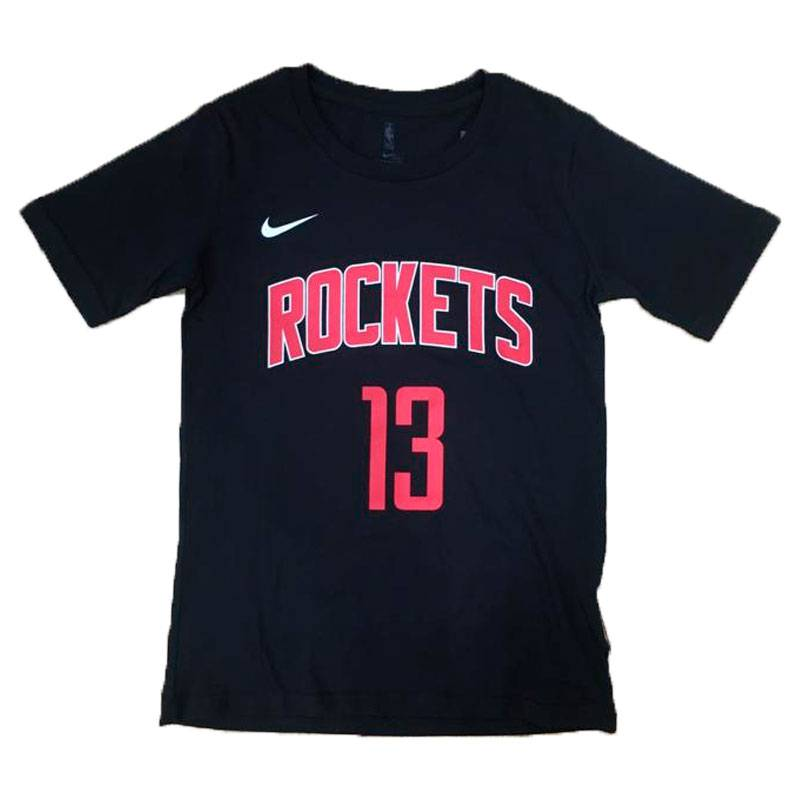 JAMES HARDEN HOUSTON ROCKETS DARK ICON EDITION TEE 2020 (JUNIOR)