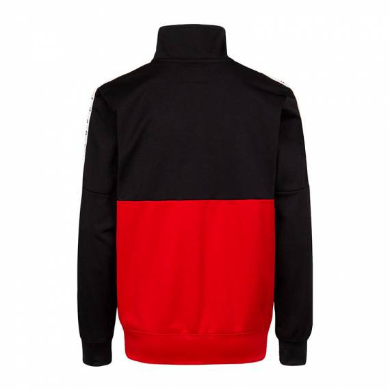 JUMPMAN SIDELINE TRICOT JACKET BRED (JUNIOR)