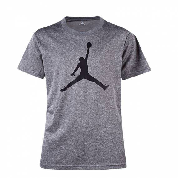 JUMPMAN LOGO DF TEE GREY