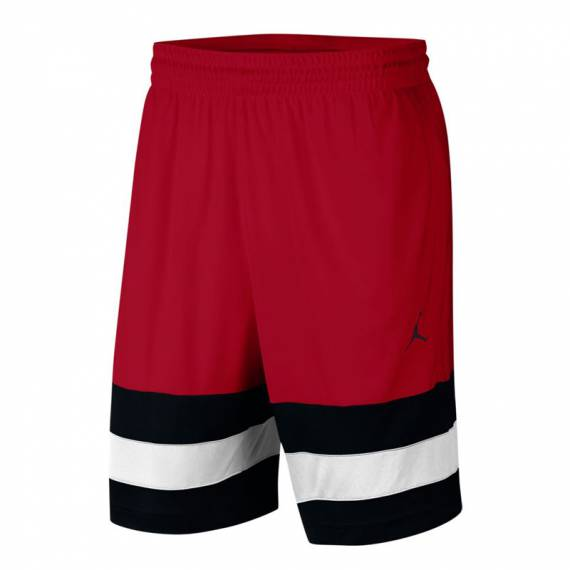 JORDAN JUMPMAN BBALL SHORT RED