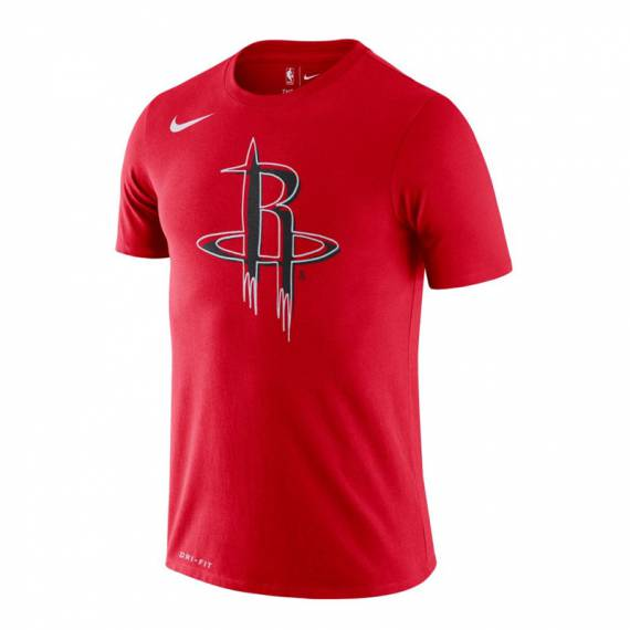 HOUSTON ROCKETS LOGO TEE 2020 RED