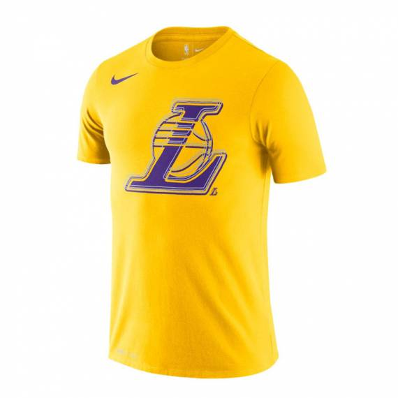 LOS ANGELES LAKERS LOGO TEE 2020 YEL