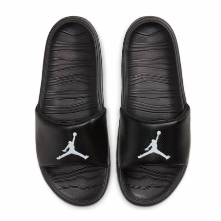 JORDAN BREAK SLIDE WBLACK