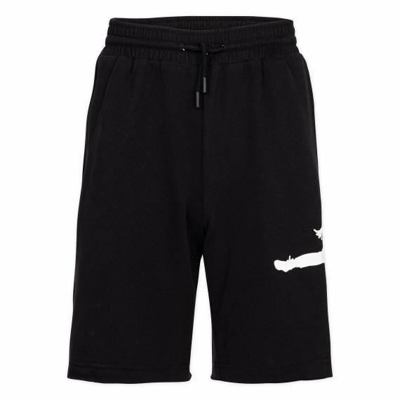JORDAN JUMPMAN AIR FT SHORT BLACK (JUNIOR)