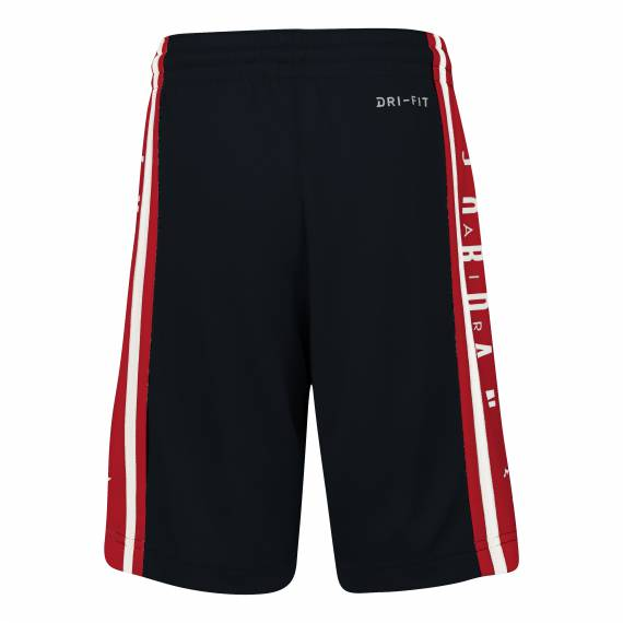JORDAN AIR BALL SHORT BLACK (JUNIOR)