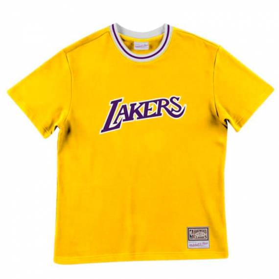 LIGHTWEIGHT FRENCH TERRY TEE LAKERS