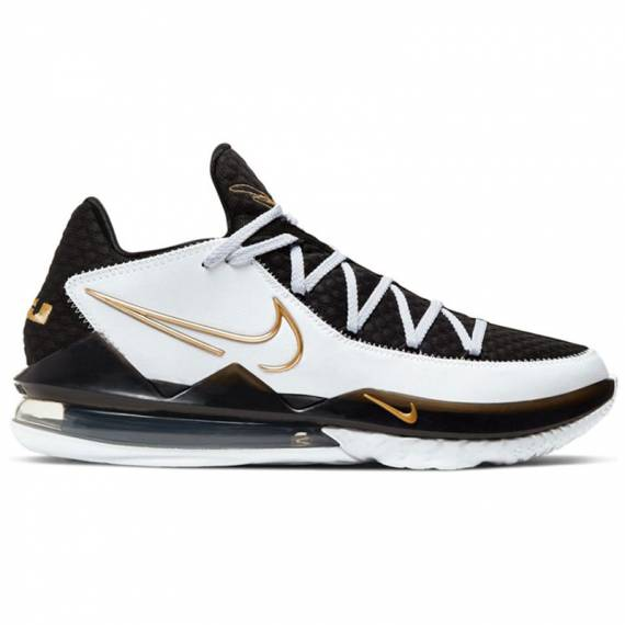 LEBRON XVII LOW METALLIC GOLD