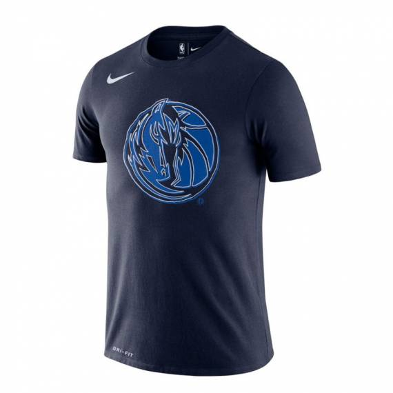 DALLAS MAVERICKS NEON LOGO TEE