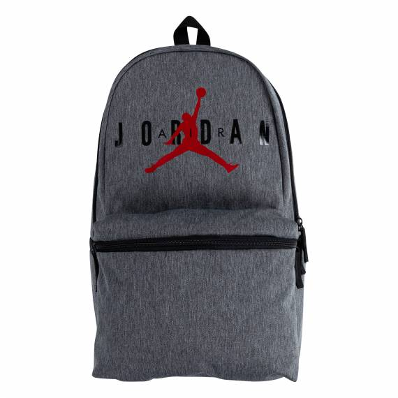 JORDAN BLOCKED BACKPACK GREY