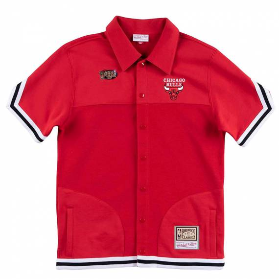 WARM UP SHOOTING SHIRT CHICAGO BULLS