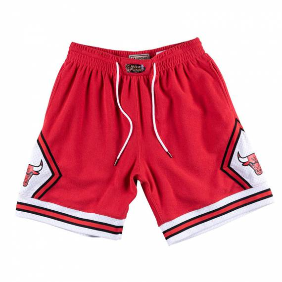 WARM UP FLEECE SHORT BULLS