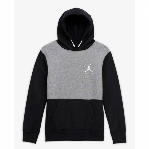 JUMPMAN AIR FLEECE GREY (JUNIOR)