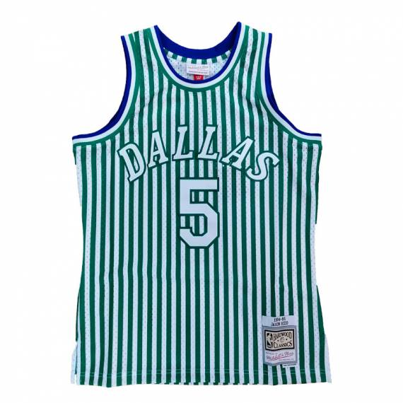STRIPED JERSEY JASON KIDD MAVERICKS
