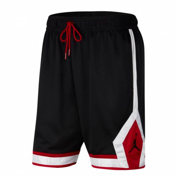 JUMPMAN DIAMOND SHORT BLACK
