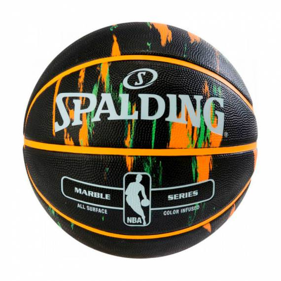 NBA MARBLE MULTICOLOR BLACK OUT