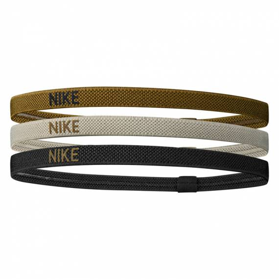NIKE ELASTIC HAIRBANDS GGB (PACK DE 3)