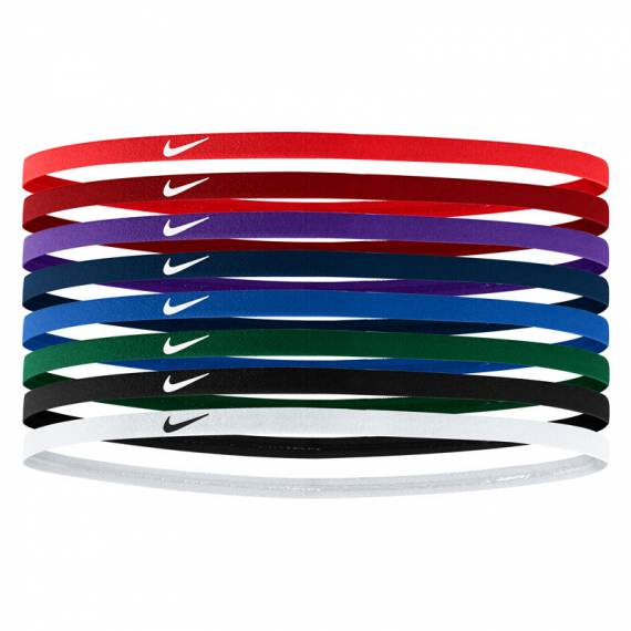 NIKE SKINNY HAIRBANDS M1 (PACK DE 8)