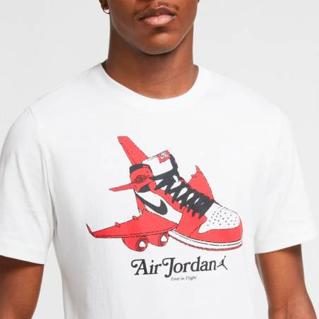 JORDAN AIR FLIGHT 1 TEE
