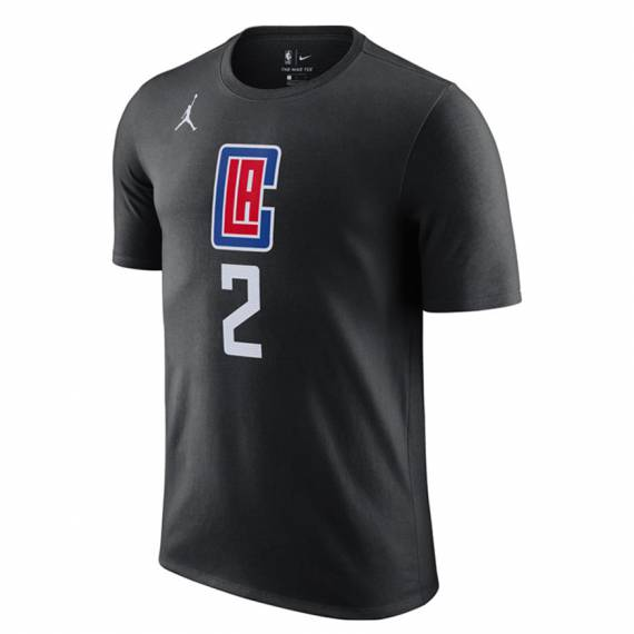 KAWHI LEONARD LOS ANGELES CLIPPERS STATEMENT EDITION N&N TEE 2021