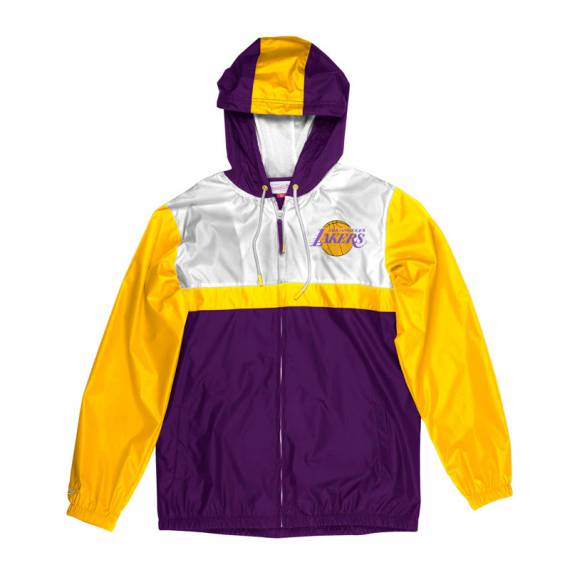 MARGIN OF VICTORY WINDBREAKER LOS ANGELES LAKERS