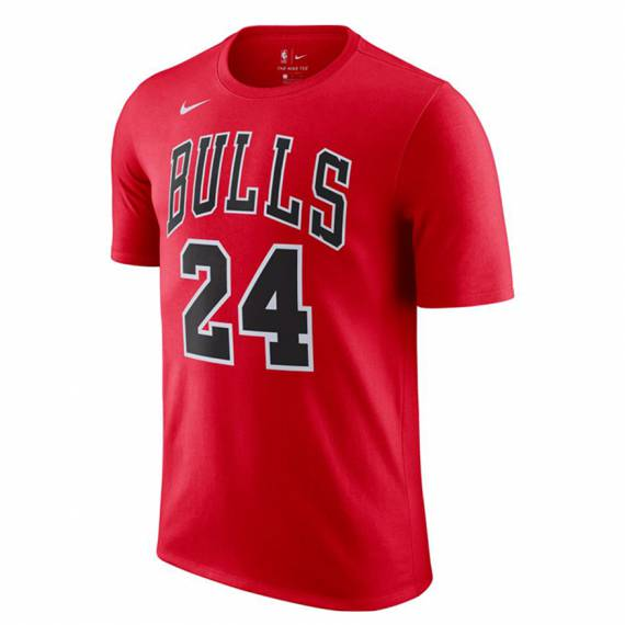 LAURI MARKKANEN CHICAGO BULLS ICON EDITION N&N TEE 2021
