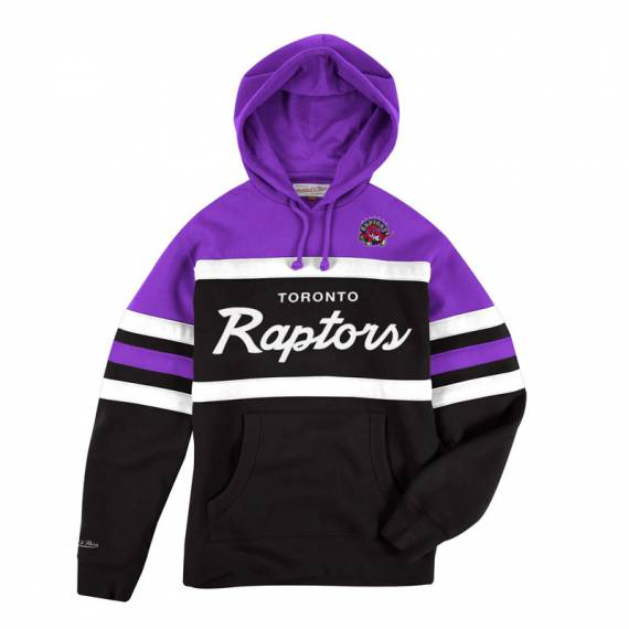HEAD COACH HOODY RAPTORS
