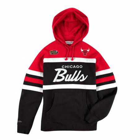 HEAD COACH HOODY BULLS