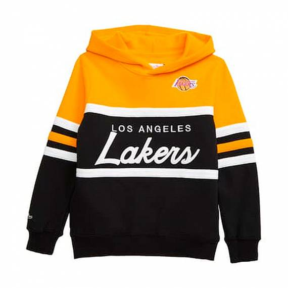 HEAD COACH HOODY LAKERS