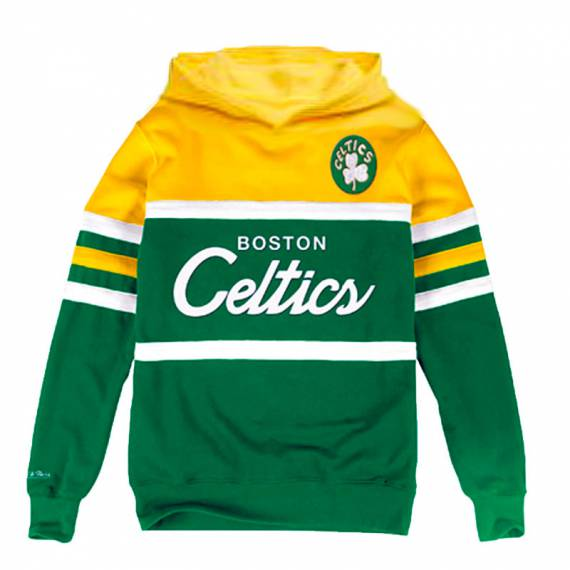 HEAD COACH HOODY CELTICS