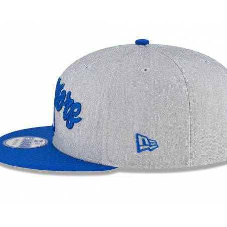 GOLDEN STATE WARRIORS NBA DRAFT 2020 9FIFTY GREY