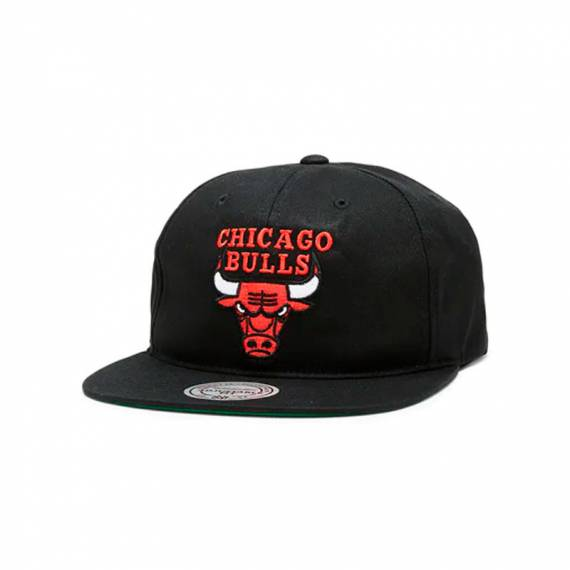 TEAM LOGO DEADSTOCK CHICAGO BULLS BLACK