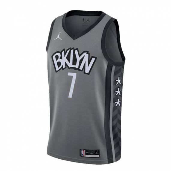 KEVIN DURANT BROOKLYN NETS STATEMENT EDITION SWINGMAN JERSEY 2020