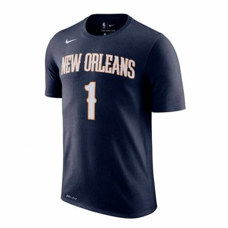 ZION WILLIAMSON NEW ORLEANS PELICANS ICON EDITION TEE 2021
