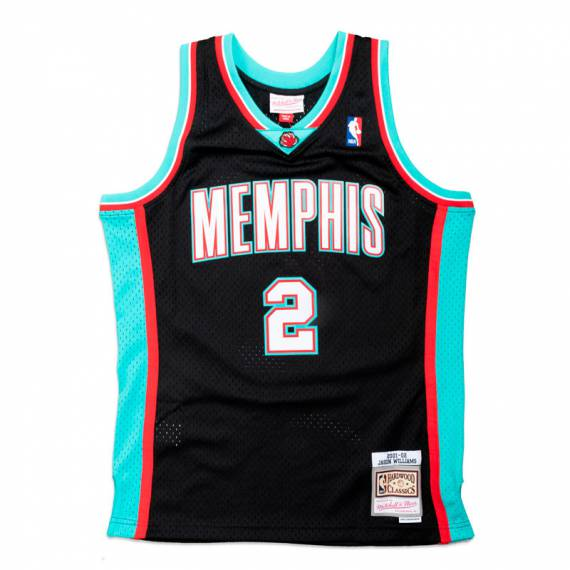 JASON WILLIAMS MEMPHIS GRIZZLIES HARDWOOD CLASSICS