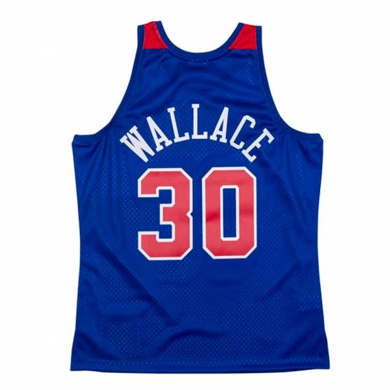 BEN WALLACE WASHINGTON BULLETS HARDWOOD CLASSICS