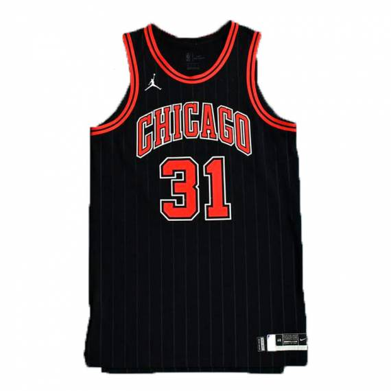 TOMAS SATORANSKY CHICAGO BULLS STATEMENT EDITION SWINGMAN JERSEY 2021