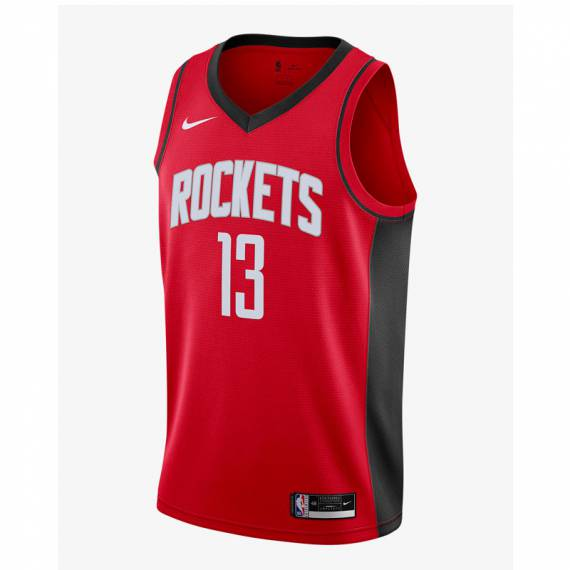 JAMES HARDEN HOUSTON ROCKETS ICON EDITION SWINGMAN JERSEY 2021