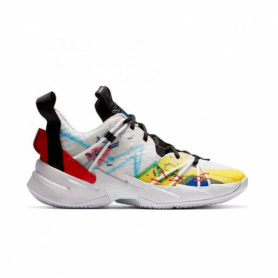JORDAN WHY NOT ZER0.3 SE PRIMARY COLORS (JUNIOR)