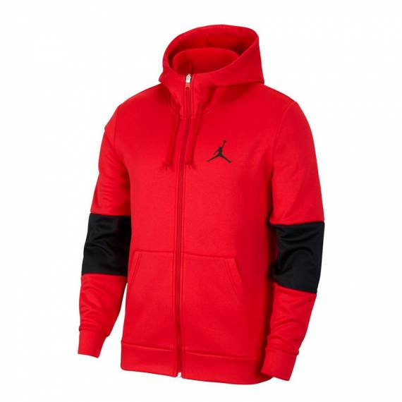JORDAN AIR THERMA FLEECE HOODIE FZ