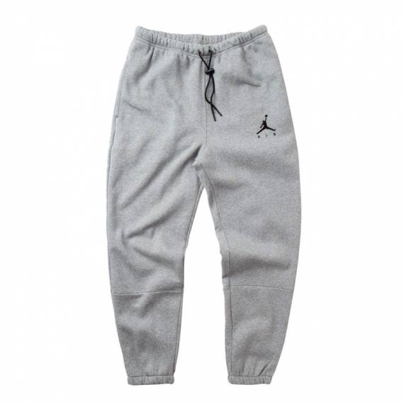 JORDAN JUMPMAN AIR FLEECE PANT GREY