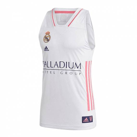 CAMISETA REAL MADRID 20-21