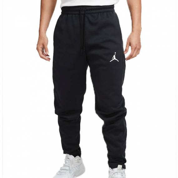 JORDAN AIR THERMA FLEECE PANT BLACK