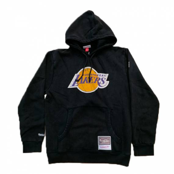 LOS ÁNGELES LAKERS LOGO WORDMARK HOODY
