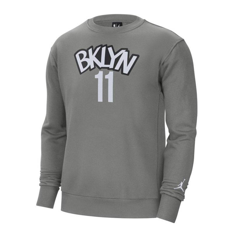 KYRIE IRVING BROOKLYN NETS STATEMENT EDITION CREW ESSENTIAL N&N 2021