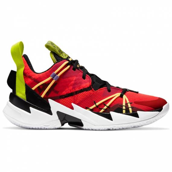 JORDAN WHY NOT ZER0.3 SE BRIGHT CRIMSON