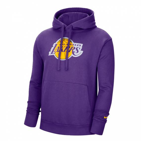 LOS ANGELES LAKERS ESSENTIAL HOODIE (JUNIOR)
