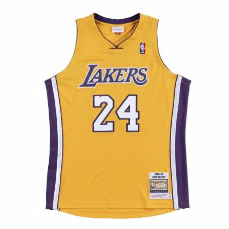 AUTHENTIC JERSEY KOBE BRYANT 24 LAKERS '08