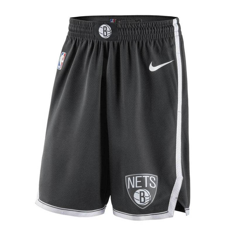 BROOKLYN NETS ICON EDITION SWINGMAN SHORT 2021 (JUNIOR)